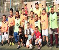 فيديو| «الكرة مش أهلي وزمالك».. أول «فريق للأقزام»: حلمنا كوبا 2020