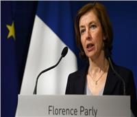 وزيرة الدفاع الفرنسية تشارك في احتفال السفارة المصرية بباريس بذكرى ثورة 23 يوليو