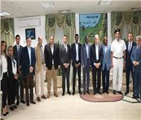 محافظ جنوب سيناء يعقد اجتماعا للجنة التشاورية لبنك التنمية الأفريقي