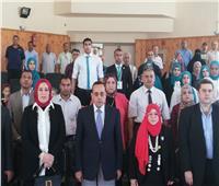 محافظ شمال سيناء:  تدعيم قطاع التعليم في العريش بـ32 سيارة متنوعة