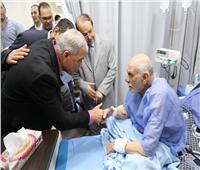 محافـظ المنوفية يفتتح مستشفى الهلال الأحمر الجديدة بشبين الكوم
