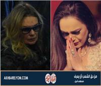بهذه الكلمات.. شريهان تعزي يسرا في وفاة والدتها