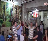 شاهد| فرحة الأهلاوية في «الناصرية» بعد التتويج بالدوري