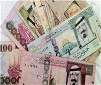 استقرار أسعار العملات العربية في البنوك الخميس