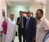 بدء التشغيل التجريبي للوحدة الصحية بمنطقة أبوالوفا جنوب الأحياء بـ٦ أكتوبر
