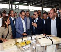 رئيس الوزراء يتفقد مشروع إنشاء وتجهيز مستشفى العجمي العام