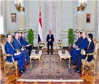 بسام راضي: الرئيس السيسي يلتقي وزير الطاقة الأمريكي