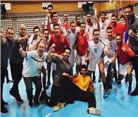 انطلاق مباراة مصر والنرويج ببطولة العالم لناشئي اليد