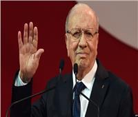 «السيسي» يوجه بإعلان الحداد في البلاد لمدة ٣ ايّام لرحيل الرئيس التونسي