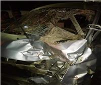 بالأسماء| مصرع 6 أشخاص وإصابة 3 في حادث تصادم بالغربية