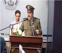 العميد مصطفى ابراهيم مديرا لمرور بالمنوفية