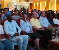 مميش لـ«شباب البرنامج الرئاسي الأفارقة»: ربع تعداد المصريين شاركوا في حفر القناة