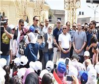 الصحة: بورسعيد وجه حضاري لمصر والتأمين الصحي هدفه المواطن أولا