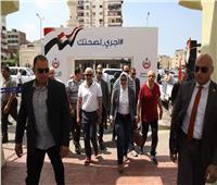 وزيرة الصحة ومحافظ بورسعيد يشاركان بماراثون «صحتنا في أسلوب حياتنا»
