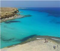 من «كليوباترا » إلى «الغرام » .. أجمل شواطئ مرسى مطروح |بالخرائط والأسعار