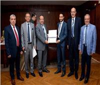 تكريم الفائزين بأفضل رسالة ماجستير ودكتوراه بجامعة طنطا
