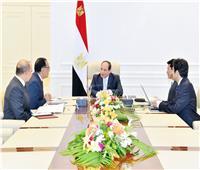 «السيسي» يجتمع مع «مدبولي» و«صبحي» لتطوير المنظومة الكروية في مصر