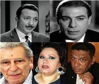 رحيل 5 نجوم.. «27 يوليو» يوم حزين في تاريخ السينما المصرية