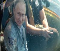 صور  بوتين تحت الماء لمدة 30 دقيقة.. تعرف على السبب