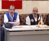 بعثة وزارة الصحة الطبية تبدأ اجتماعاتها اليومية لمتابعة الحجاج المصريين