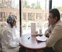 حوار| ابنة أديب نوبل نجيب محفوظ: لم أكفر والدى.. وجدل نقل رفاته للمتحف «سخافة»