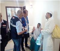 الصحة: احتجاز 11 حاجا مصريا في المستشفيات السعودية
