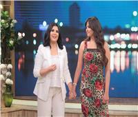 ياسمين عبدالعزيز مفاجأة منى الشاذلي فى الموسم الجديد لـ«معكم»