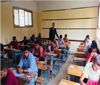 انتظام امتحانات الدور الثاني للدبلومات الفنية في شمال سيناء