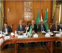 محافظ المنوفية يعقد اللجنة العليا لإعداد إستراتيجية الجامعة لـ 2020 -2030