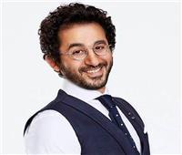 أحمد حلمي ينشر البوستر الدعائي لـ «خيال مآتة»