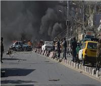 ارتفاع حصيلة ضحايا انفجار أفغانستان إلى 14 قتيلًا ومصابًا