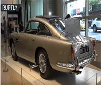 فيديو|سيارة «جيمس بوند» الأصلية تعرض للبيع في نيويورك