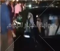 فيديو| ماذا فعلت نبيله عبيد في عزاء فاروق الفيشاوي