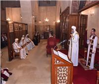 البابا تواضروس: الأنبا ابيفانيوس صار شفيعا لكنيستنا