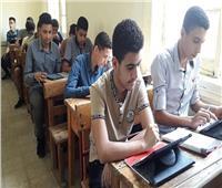 بدء امتحان الرياضيات لطلاب الصف الأول الثانوي «دور ثان»