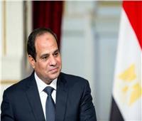 الرئيس السيسي يستقبل نائب رئيس المجلس العسكري الانتقالي السوداني