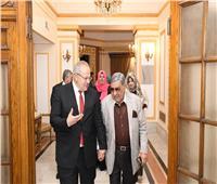 رئيس جامعة القاهرة: تطوير العقل المصري يعتمد على فن الحوار