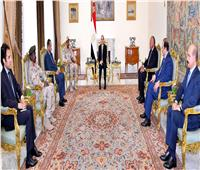 السيسي: مصر تساند إرادة وخيارات الشعب السوداني في صياغة مستقبل بلاده