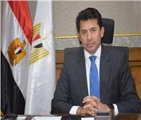 وزير الرياضة يستقبل شباب اليد وبعثة الدراجات فجر غدا بمطار القاهرة