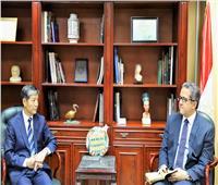 سفير الصين لـ«العناني»: إمكانية استضافة معرض للآثار المصرية في بكين