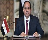 بالفيديو| السيسي يعلن دعمه لإرادة الشعب السوداني خلال استقباله «حميدتي»