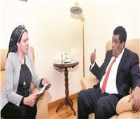 حوار| سفير إثيوبيا بالقاهرة: لقاءات السيسي وأبي أحمد أعادت بناء الثقة بين البلدين
