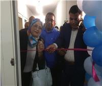 جهاز مدينة 6 أكتوبر يفتتح وحدة رعاية الأطفال بالمستشفى المركزى