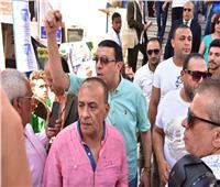 """""""بوكس"""" مصطفى كامل يثير أزمة بانتخابات الموسيقيين"""