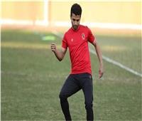 محمد محمود يبدأ المرحلة الجديدة في برنامجه التأهيليمع الأهلي