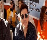 فيديو | أول تعليق من هاني شاكر على شعار مصطفى كامل في انتخابات الموسيقيين