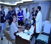 الصحة: البعثة الطبية قدمت 350 ندوة توعوية للحجاج المصريين