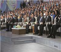 بحضور ومشاركة الرئيس السيسي.. افتتاح المؤتمر السابع للشباب بالعاصمة الإدارية
