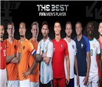 بينهم «صلاح».. ليفربول يستحوذ على ترشيحات «الفيفا» لأفضل لاعب في العالم