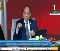 السيسي: مصر حريصة على حل الأزمات العربية بدون الدخول في صراع